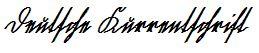 schrift deutschekurrent