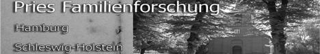 Auf den Spuren der Familie Pries in Schleswig-Holstein & Hamburg. %%[0x0A]%%[0x0A]%%[0x0A]Kirchspiele Bergstedt, Rahlstedt & Quickborn.